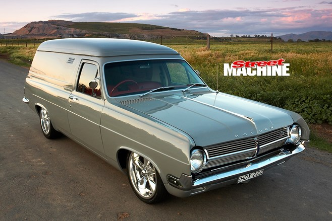 1965 HD HOLDEN DELIVERY