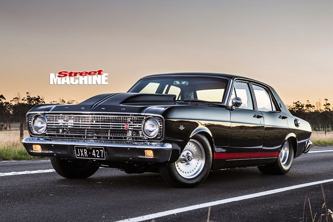 RHYS CHRISTOU'S '67 FORD XR FALCON