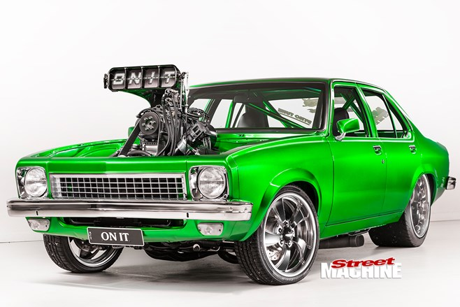 BLOWN BIG-BLOCK HOLDEN LH TORANA - ONIT