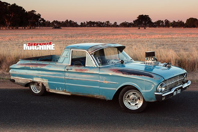 1963 FORD XL FALCON UTE