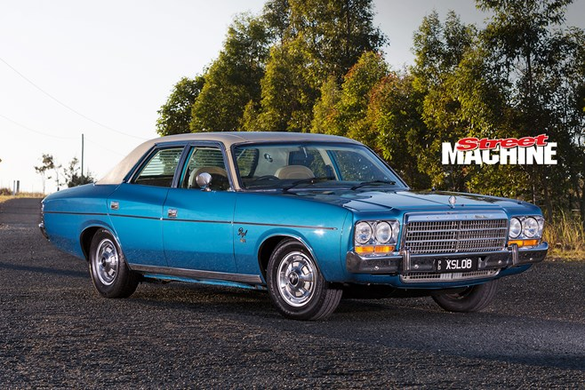 Chrysler Valiant Regal turbo