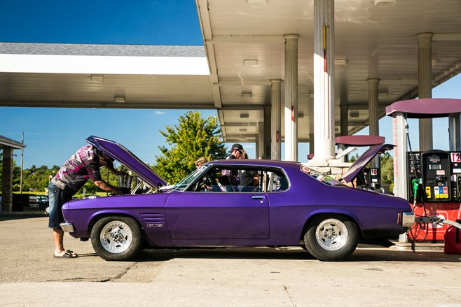 Drag Week 2016 Day One
