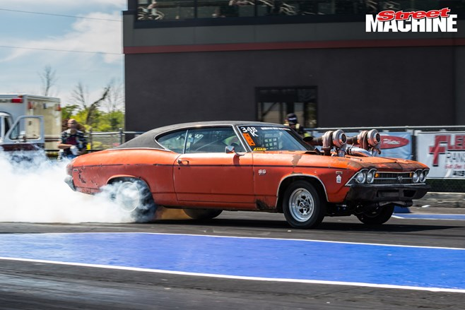 Aussie Chevelle Drag Week 2016