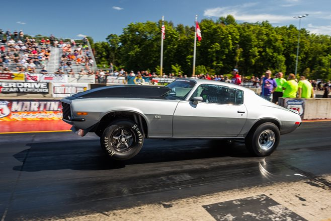 Hot Rod Drag Week 2016