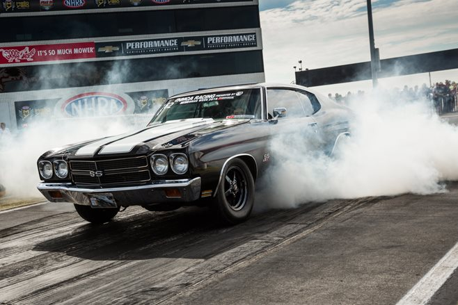 Chevelle SS Drag Week