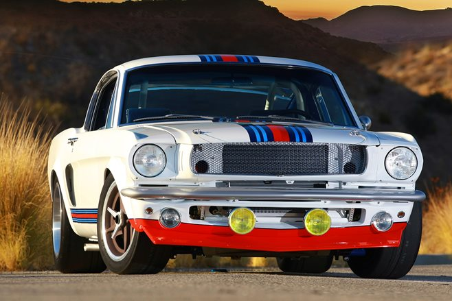 FORD INDY V8-POWERED 1966 MUSTANG