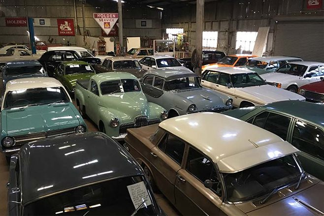 HOLDEN AUCTION