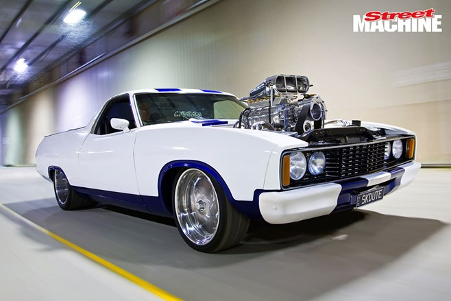 Ford XC Falcon Cobra ute