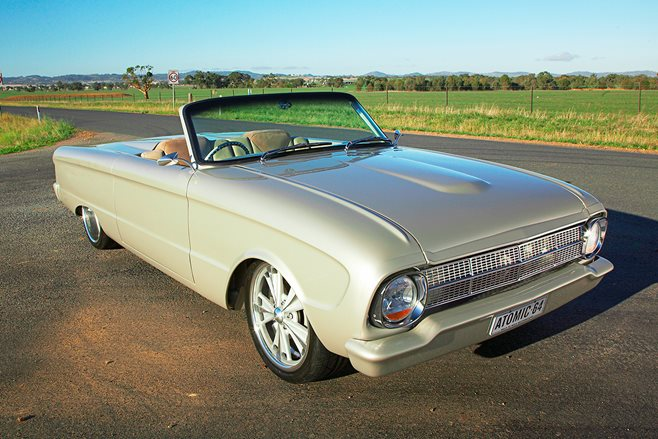 1964 FORD XM CONVERTIBLE