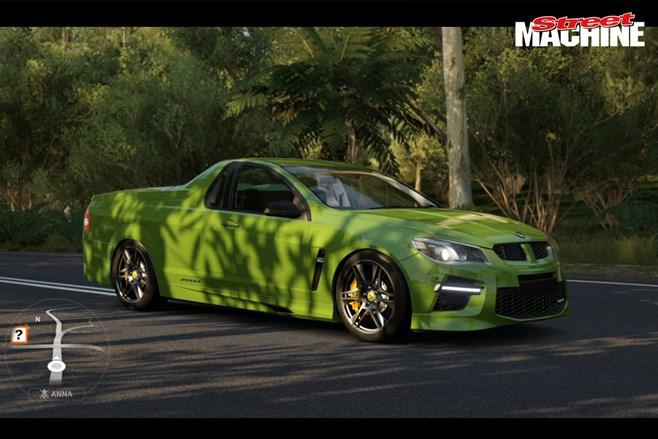 FORZA HORIZON AUSTRALIAN MUSCLE CAR LEGENDS Street Machine - Cool cars in forza horizon 3