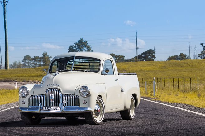 BLOWN HOLDEN FX UTE