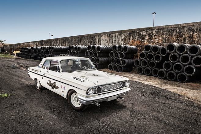 REPLICA FORD FAIRLANE THUNDERBOLT