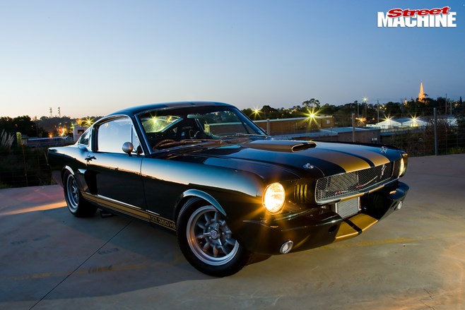 1966 Ford Mustang Gt350h Fastback Street Machine