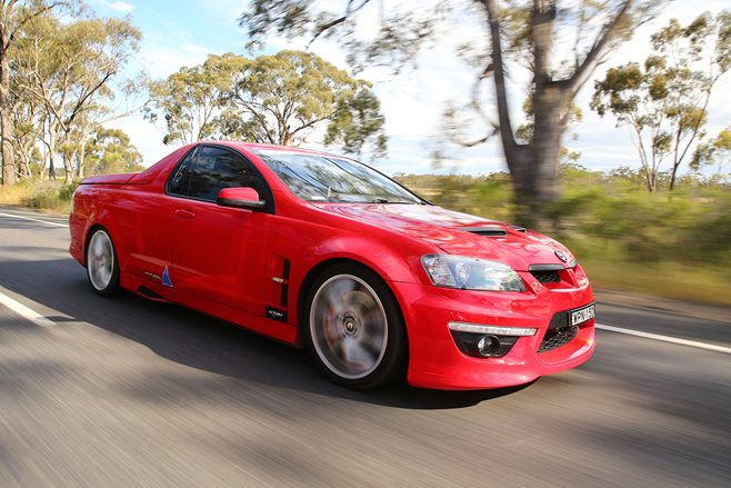BLOWN MANUAL 6.2-LITRE HSV MALOO