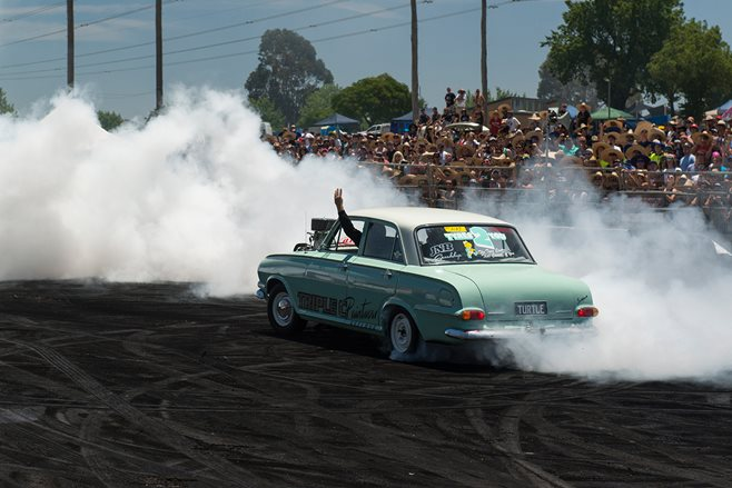 CULT CAR HEROES OF SUMMERNATS 29