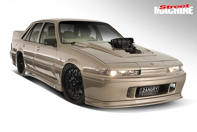 Blown Holden 355 Powered Walkinshaw Vl Commodore 2angry
