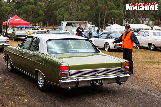 Hanging Rock Car Show
