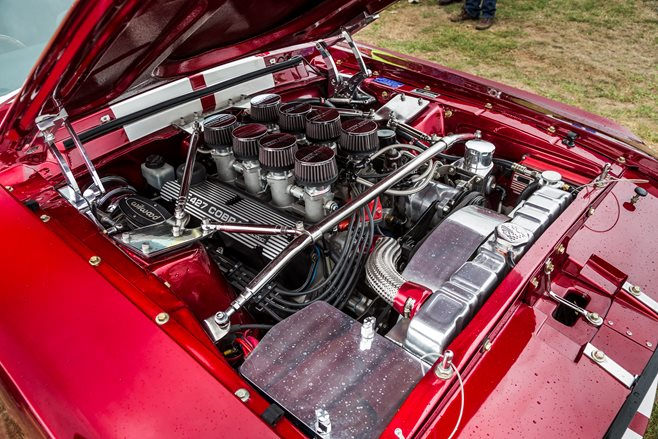 Ford-Mustang-GT500-427-ENGINE