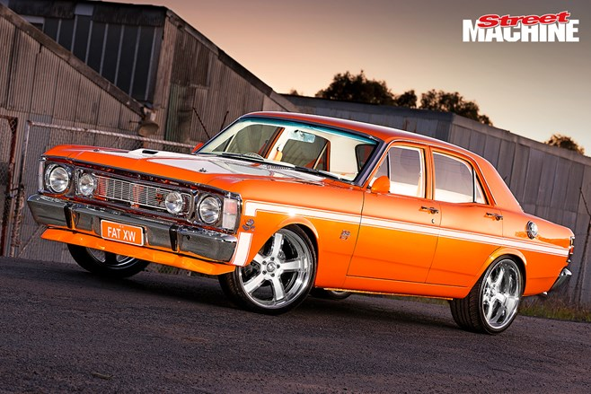 Ford Falcon XW nw