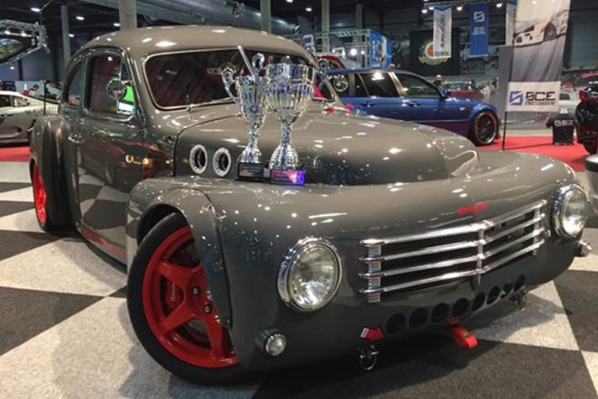 JZ Powered 1953 Volvo Drift Car