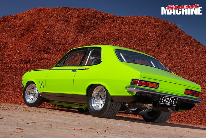 Holden LC Torana v8 supercharged 5 nw
