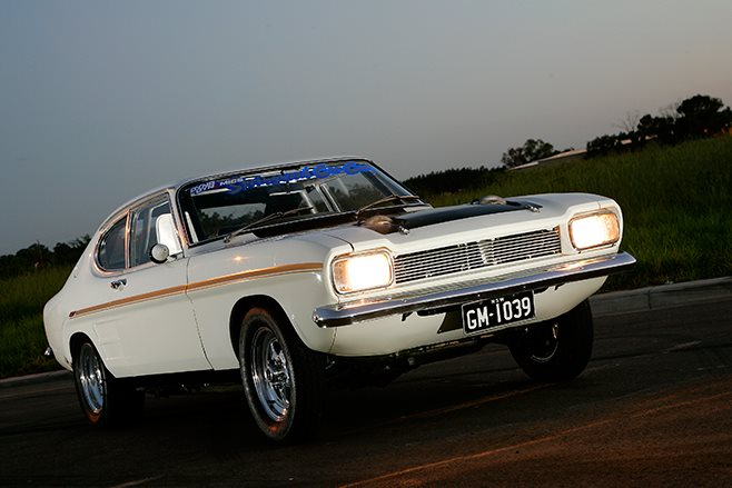 ford capri main