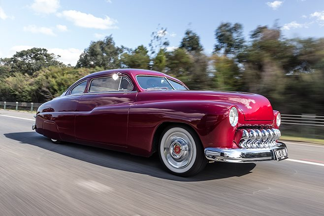 mercury coupe onroad