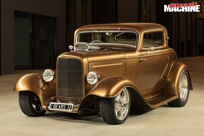 ford coupe 5 nw