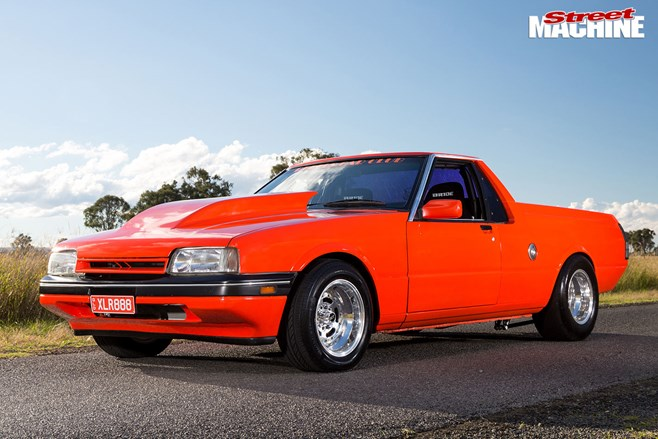 Ford Xg Falcon Ute Reader S Car Of The Week Street Machine