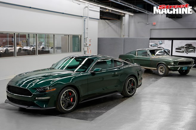 Mustang Bullitt Special Edition Revealed Street Machine