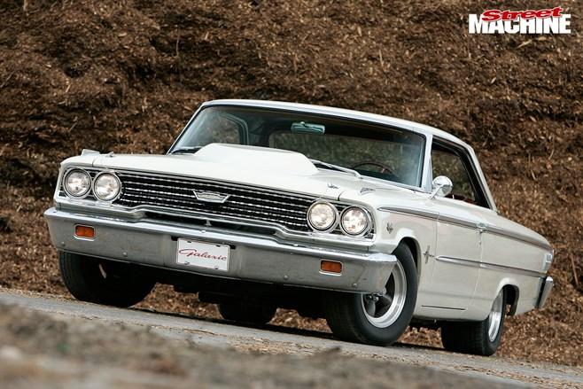 460 cube 1963 12 ford galaxie xl500 street machine ford galaxie front nw sciox Choice Image