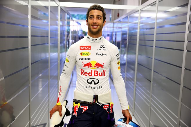 F1: Daniel Ricciardo looking forward to Suzuka GP