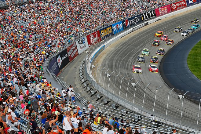 NASCAR Chase moves on to The Contender Round