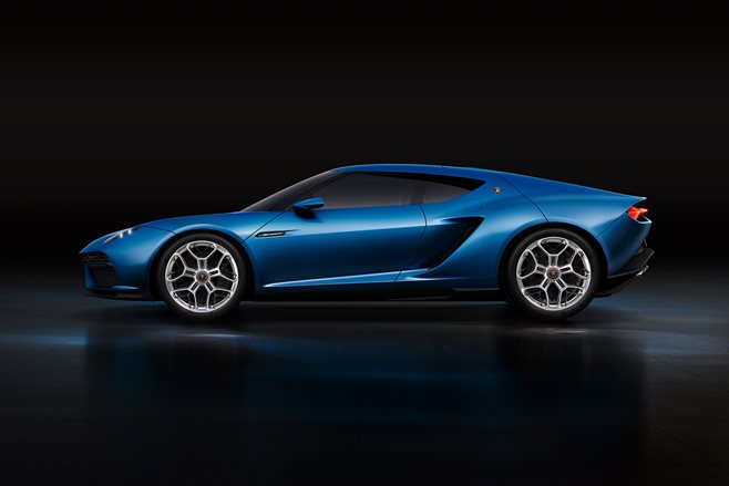 Lamborghini Asterion reveal plug-in hybrid V10 paris