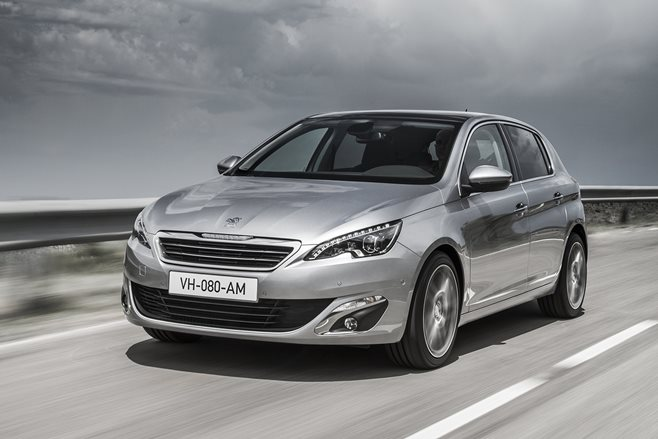 Peugeot 308 test drive review