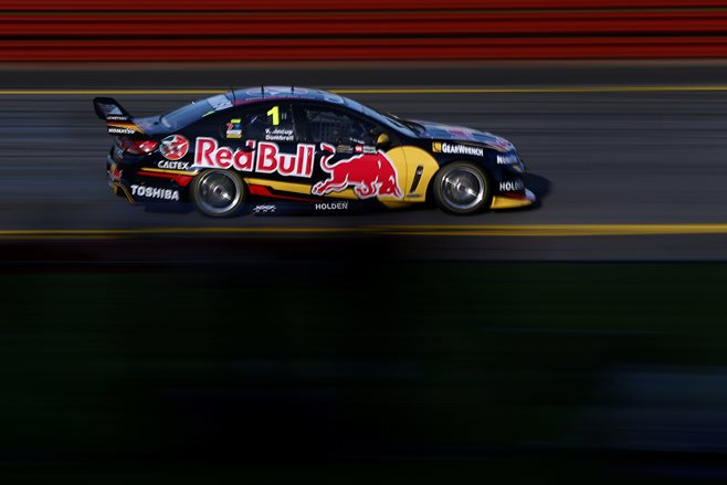 Red Bull Jamie Whincup V8 Supercars Holden Commodore
