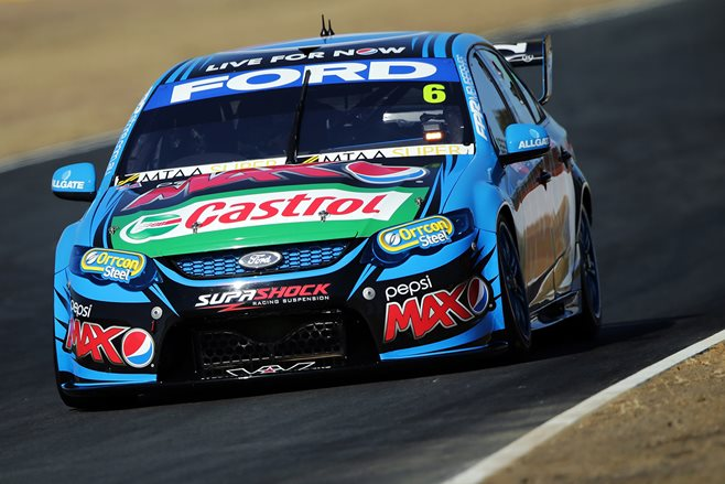 Ford Falcon V8 Supercars Bathurst
