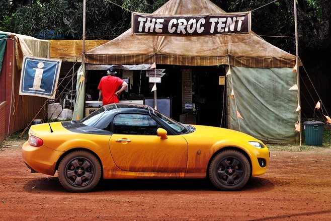 Mazda MX-5 Cape York