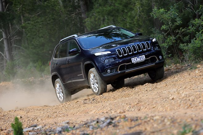 2014 Jeep Cherokee Diesel Review