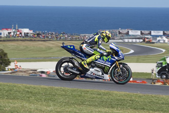 Valentino Rossi wins GP at Phillip Island