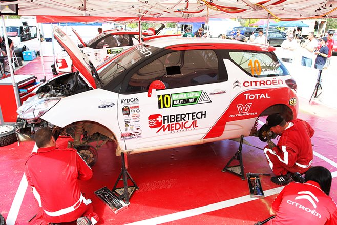 Citroen to return to ARC in 2015
