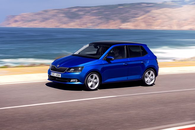 2015 Skoda Fabia review test drive