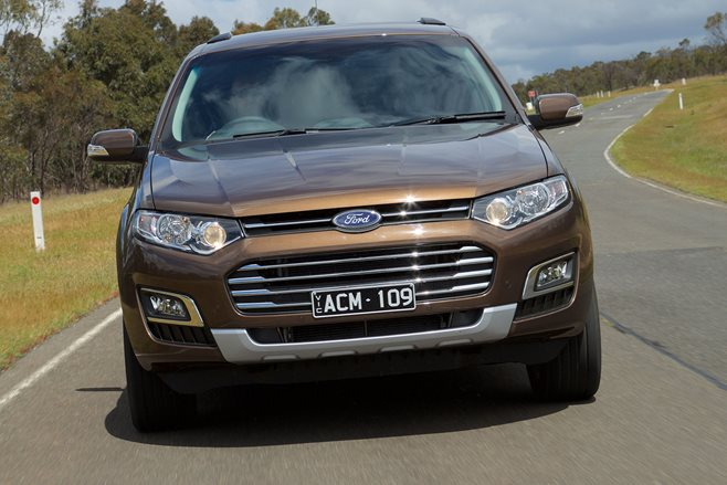 Ford Territory Titanium AWD diesel review