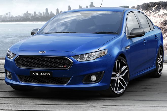 Ford Falcon XR6T review