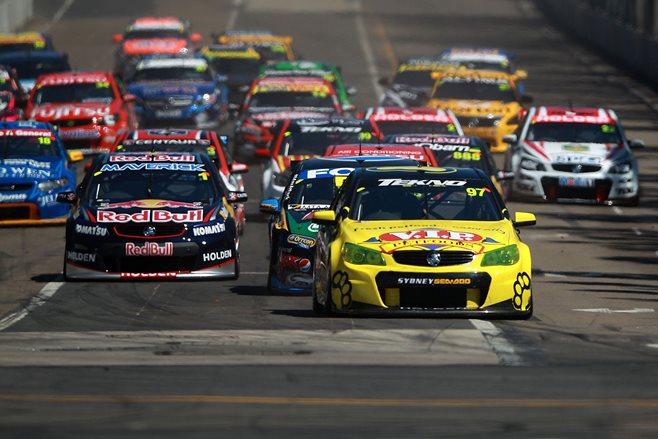 V8 Supercars at Homebush