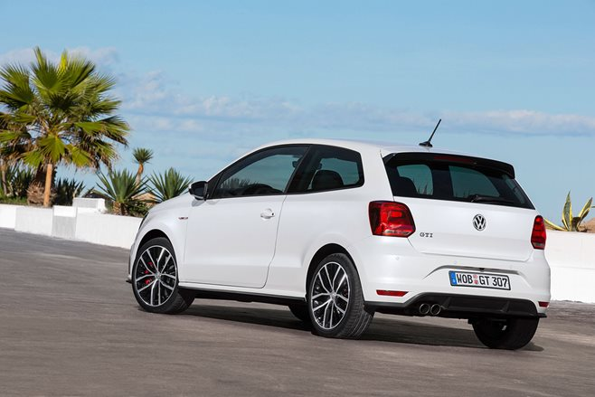 Volkswagen VW Polo GTI review test drive