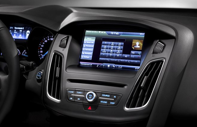 2015 Ford Focus with SYNC2