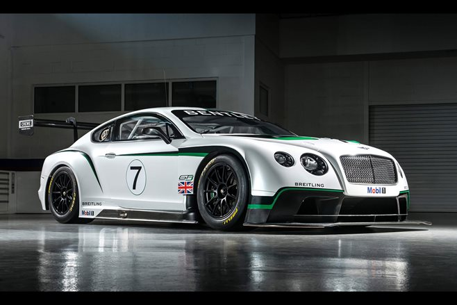 Bentley GT3 Bathurst 12H