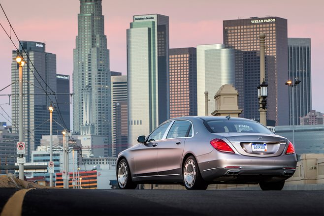 Mercedes-Maybach S600 review test drive