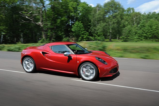 Alfa Romeo 4C Australian pricing